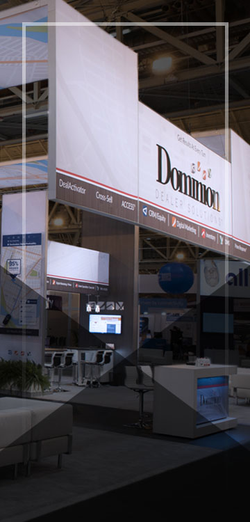 Trade Show Display - Dominion