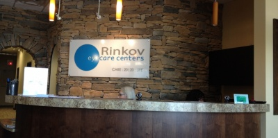 Rinkov eyecare center