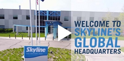 Skyline International Design Center Facility Tour
