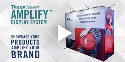 TradeWinds Amplify™ Display System